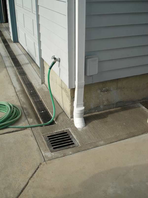 Drainage Pipe Catch Basin